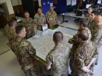 """Bracciano: la brigata aeromobile Friuli impegnata con l'esercitazione """"Pegaso 2012"""""""