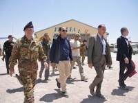 Afghanistan: il presidente del Senato Schifani visita il contingente italiano