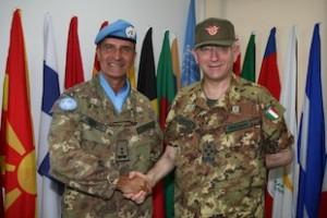il generale Serra e il generale Graziano