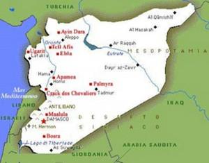 La Siria sta pagando un prezzo altissimo