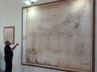 La Sicilia di Samuel von Schmettau: la più grande Carta dell'Isola è stata inaugurata a Raccuja (Messina)