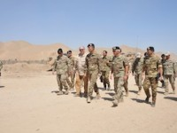 Afghanistan: il sottosegretario alla Difesa Gianluigi Magri visita il contingente italiano