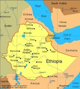 La morte del Primo Ministro Meles Zenawi motore dell' Etiopia per 21 anni