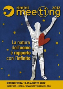 l'infinito, meeting a rimini