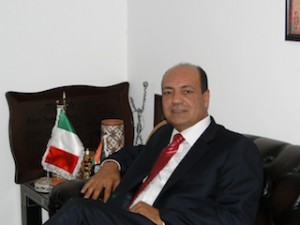 Giordania:responsabile dell'Ufficio di Amman Amjad-Yaaqba