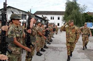 Arrivo-del-Gen.-Graziano-al- Comando delle Truppe Alpine di Bolzano