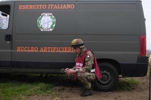Esercito Italiano:Nucleo Artificieri a Penne