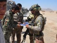 Afghanistan: operazione congiunta della Polizia Afgana e della Task Force South-East