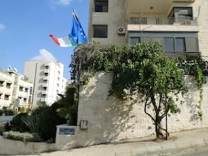 Seconda Sede cooperazione Amman in Giordania
