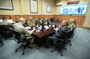 visita in afghanistan al  contingente italiano dal capo di stato maggiore dell'esercito