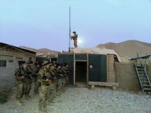 Afghanistan:esercito afgano