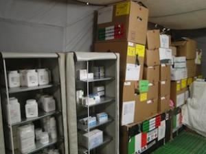 La farmacia dell'ospedale italiano