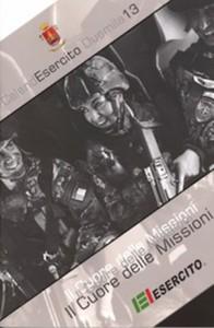 calendario esercito 2013