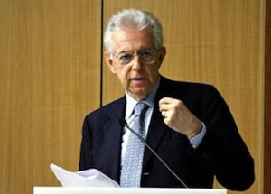 Il Presidente Mario Monti incontra lo IAI