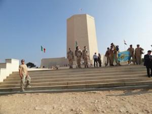 70° anniversario della battaglia di El Alamein