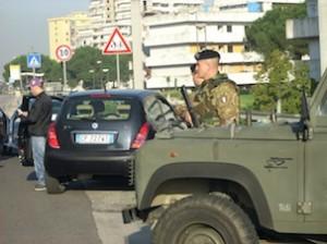 operazione strade sicure esercito
