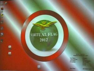 virtual flag 2012