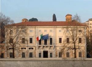 Palazzo Salviati sede del Centro Alti Studi per la Difesa - CASD