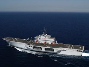 operazione Nato Ocean Shield con la nave san marco