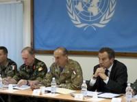 Il comandante di Unifil presiede un incontro tra forze armate libanesi e israeliane