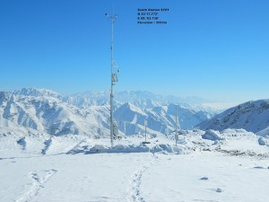 Afghanistan stazioni meteonivologiche