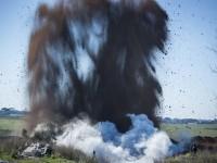 Ciampino: l'Esercito bonifica una bomba della seconda guerra mondiale