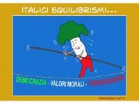 Né Dio né morale: la dittatura dell'opportunismo