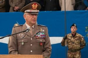 Il generale Claudio Graziano