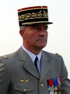 Il generale Olivier Gourlez de La Motte