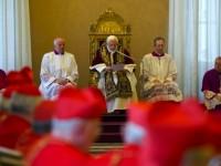 Benedetto XVI rinuncia al suo Pontificato