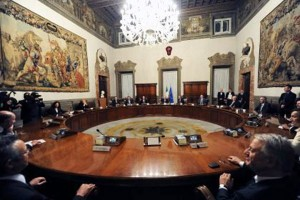 consiglio dei ministri approva decreto sulla trasparenza