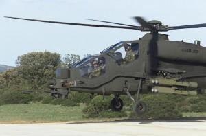 elicottero A129 Mangusta