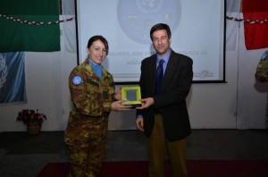 concorso letterario indetto dal comando Joint Task Force Lebanon