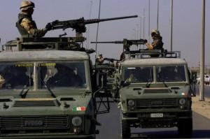 doritto di voto per i soldati in missione all'estero