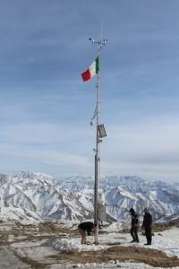 Stazione meteonivologica delle Truppe Alpine