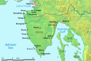 Slovenia e Croazia