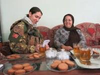 Afghanistan: l'8° reggimento alpini aiuta le donne della provincia di Farah