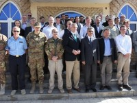 Head of Mission Meeting degli ambasciatori dell'Unione Europea a Herat