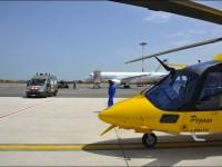 Ciampino: velivolo del 31° Stormo trasporta piccolo paziente bisognoso di cure mediche urgenti