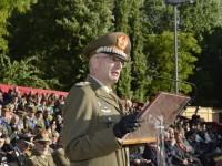 """Modena: il Capo di stato maggiore dell'Esercito generale Graziano al """"mak p 100"""""""