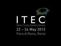 ITEC 2013: simulazione, formazione e training alla Fiera di Roma