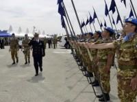 """Libano: la """"Pozzuolo"""" subentra alla """"Friuli"""" alla guida del contingente italiano del settore Ovest di Unifil"""