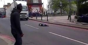 Londra soldato ucciso