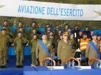 Viterbo: celebrato il 62° Anniversario della costituzione dell'Aviazione dell'Esercito