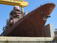 Fincantieri vara Nave Carlo Margottini terza Fregata Europea Multimissione