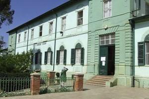Scuola Elementare Italiana - Berasole Street Asmara Eritrea