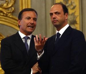 Franco Frattini ha comunicato la nomina di Angelino Alfano a Presidente della Fondazione De Gasperi