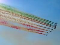 Sicilia: le Frecce Tricolori incantano Capo d'Orlando (Foto)