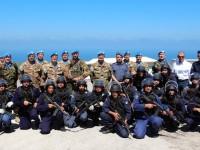 Libano: concluso il corso dei caschi blu italiani a favore delle forze di polizia del distretto di Tiro