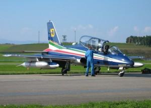MB-339PAN - Frecce Tricolori
